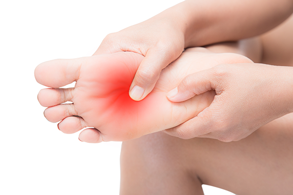 Peripheral neuropathy / enhanced sensory stimulation may improve balance & stability